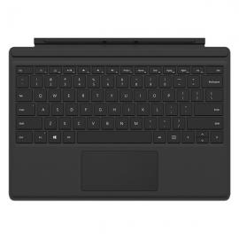 微软(Microsoft)Surface Pro 4专业键盘盖 (黑色)QC7-00091