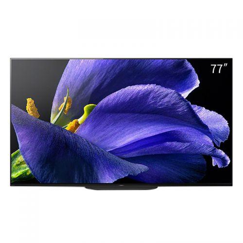 索尼(SONY)KD-77A9G 77英寸 4K高清OLED智能电视