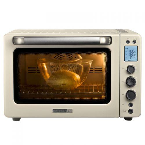 北鼎 (Buydeem) 全自动49L 家用多功能 电烤箱 T750 (黄色)
