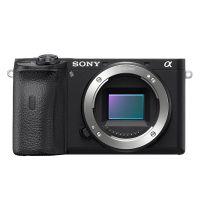 索尼(SONY)Alpha 6600 APS-C画幅微单数码相机(单机身)黑色ILCE-6600/B CN1