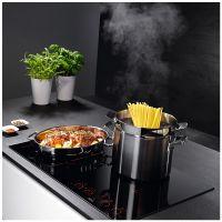 产地德国 进口AEG 魔方烹饪界面嵌入式电磁炉 HKP87420IB(黑色)