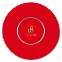 D8 亚克力无线充 PWB-2112(红色)