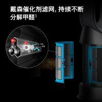 【新品预订】戴森(Dyson)空气净化器无叶冷暖风扇 HP09(黑金色)