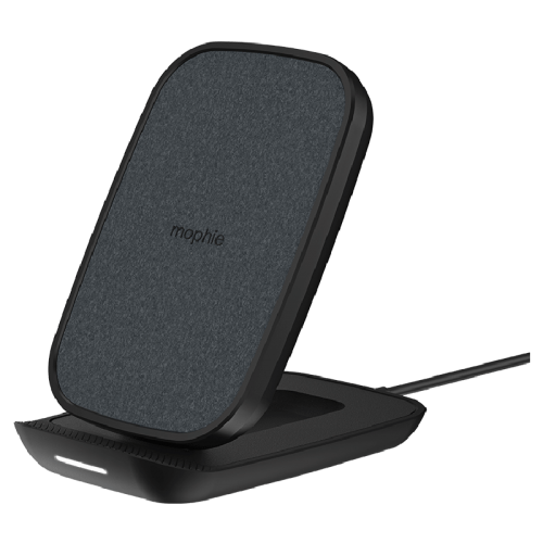 摩尔菲(mophie)无线充电板可折叠桌面支架MC-WRLS-STAND(黑色)