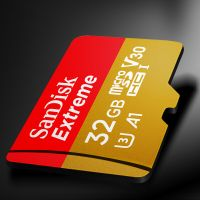 闪迪(Sandisk)32G TF卡 micro SDHC/micro SDXC /UHS-1(带卡套)SDSQXNE-032G-ZN6MA     【特价商品,非质量问题不退不换,售完即止】【清仓折扣】