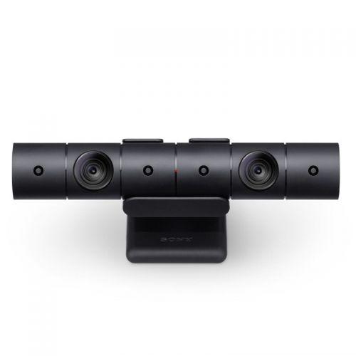 索尼(Sony)PS4 立体摄像头 CUH-ZEY2 (黑色)