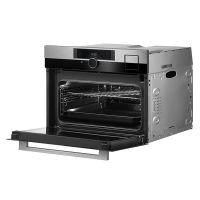 产地波兰 进口AEG 43L高温蒸汽自清洁 嵌入式蒸烤一体机 KSK892220M