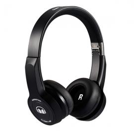 魔声(Monster)CLARITY灵晰蓝牙无线压耳式耳机(黑色)