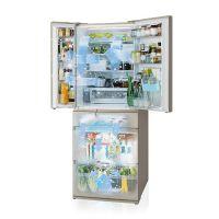 产地日本 进口松下(Panasonic) 595升进口六门冰箱 NR-F603HX-N5(琉璃金)