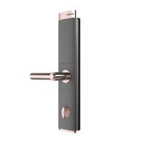 西门子(SIEMENS)智能门锁  防盗电子锁C321(古铜金)