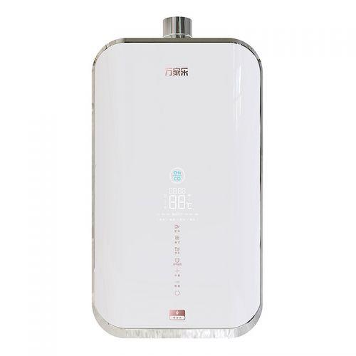 万家乐(Macro)16升 强排式天然气燃气热水器JSQ30-16VX7(白色)