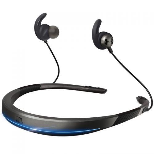 JBL UA Flex 安德玛联名款 无线蓝牙运动耳机 (黑色)
