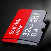 闪迪(SanDisk)32GB 至尊高速移动 TF存储卡 SDSQUNC-032G-ZN3MN