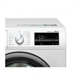 西门子(SIEMENS)8公斤 带烘干 滚筒洗衣机 WD12G4R01W(白色)