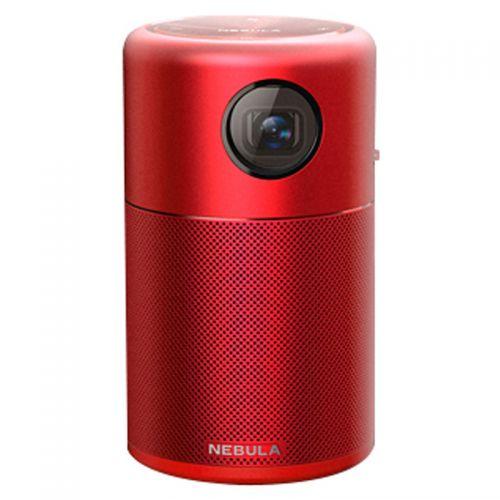 NEBULA 家庭便携智能投影仪 D4111P91(红)