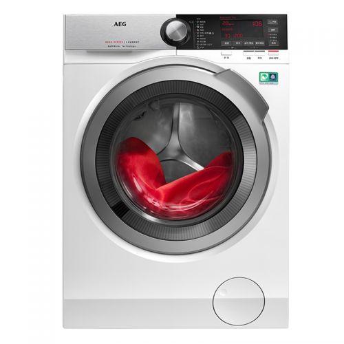 产地意大利 进口AEG 9公斤滚筒洗衣机 L9FEC9412N(白色)