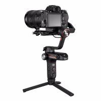 智云(zhi yun)相机稳定器 微单单反手持云台 三轴防抖 WEEBILL S(黑色)