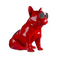 AEROSYSTEM(JARRE) 蓝牙音箱 AeroBullHD 斗牛犬(亮红色)