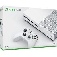 微软(Microsoft)Xbox One S 1TB家庭娱乐游戏机