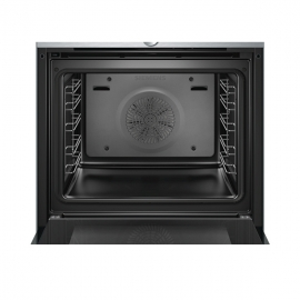产地德国 进口西门子(SIEMENS) 70升 嵌入式烤箱HB636GBS1W(黑色)