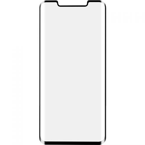 摩米士(Momax)华为Mate20 Pro 3D曲面全屏玻璃膜PZHWM20PN1D(黑色)