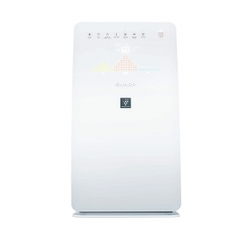 *夏普(SHARP)加湿型空气净化器  KC-CE50-W(白色)