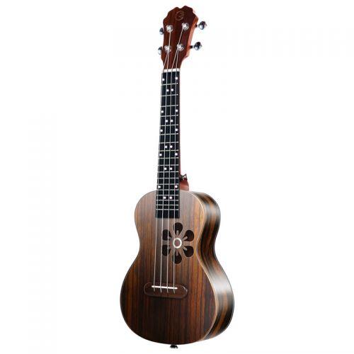视感科技Populele S1花木款 智能尤克里里吉他 23英寸