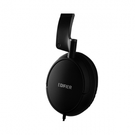 漫步者(EDIFIER)H841P 高性能立体声手机耳机 黑色