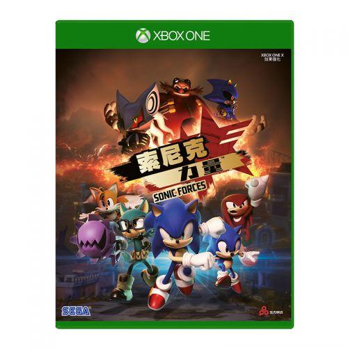 【特价商品,非质量问题不退不换,售完即止】微软(Microsoft) Xbox One《索尼克力量》游戏光盘JX-00001 【每个ID限购一台】【清仓折扣】
