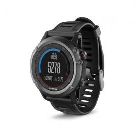 *佳明(Garmin)运动智能手表Fenix3飞耐时3 HR(黑色)