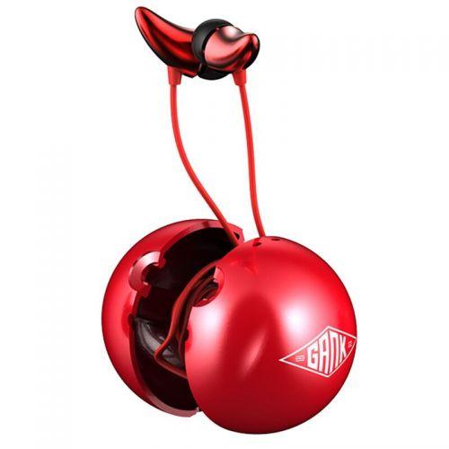 亿觅(emie)小恶魔耳机 线控带麦入耳式重低音耳机  ME01耳机