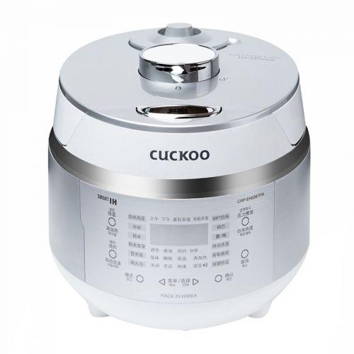 产地韩国进口福库(CUCKOO)1.5L IH压力电饭煲CRP-EH0397FW(银白色)