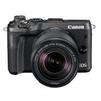 *产地日本 进口佳能(Canon)EOS M6 防抖微单相机EOS M6(18-150)(黑色)