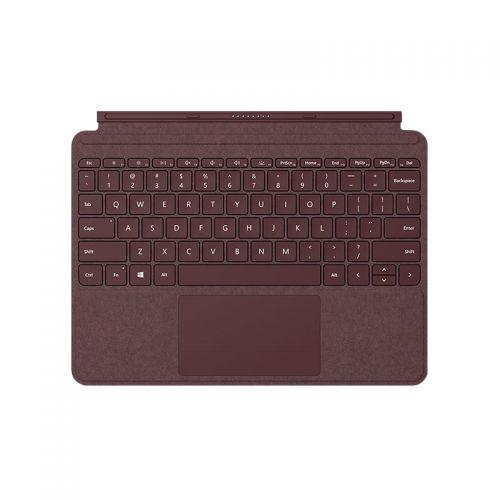 微软(Microsoft)Surface Go专业键盘盖 KCS-00060(深酒红)