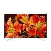 索尼(SONY)75英寸4K液晶平面电视KD-75X8500F(黑色)