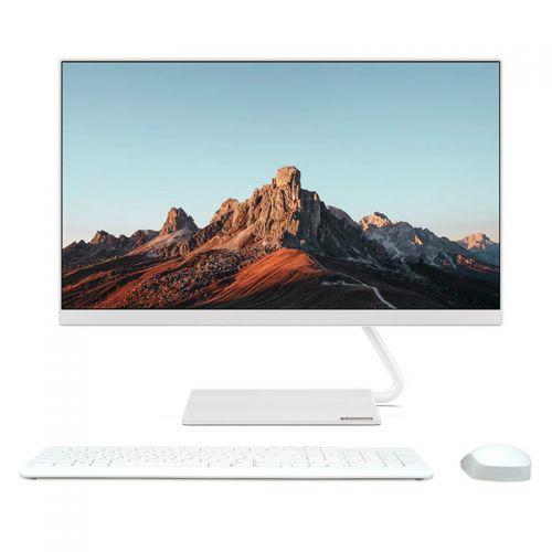 联想(Lenovo)AIO 520C-24ICB 23.8英寸一体机(i5-8400T 8G 256GB)白色