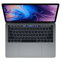 Apple MacBook Pro 13.3英寸 八代i7 16GB 1TB PCIe SSD 带触控栏 深空灰 轻薄笔记本 Z0WR0000B
