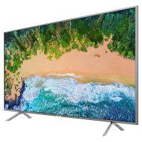 三星(SAMSUNG)75英寸三级能效智能平面电视 UA75NU7100JXXZ(银色)