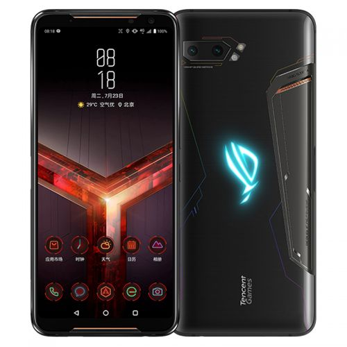 ROG游戏手机2精英版 8GB+128GB 腾讯游戏深度定制 骁龙855Plus芯片 120Hz电竞屏 全网通双4G手机