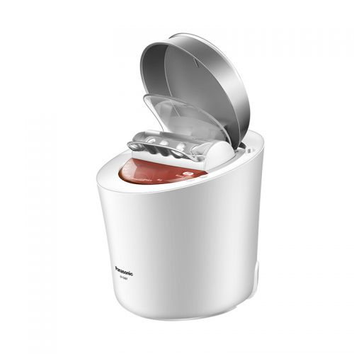 松下(Panasonic)温冷纳米蒸汽补水仪 EH-SA97-P405(白色)