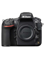 产地泰国 进口尼康(Nikon) D810 单反相机 (单机)