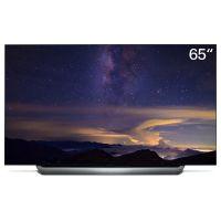 LG 65英寸OLED智能4K平面电视OLED65C8PCA(灰色)