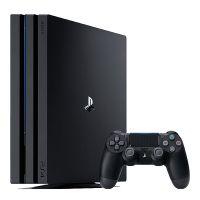 索尼(SONY)PS4 PRO 1TB电脑娱乐机CUH-7209B-B01(黑色)