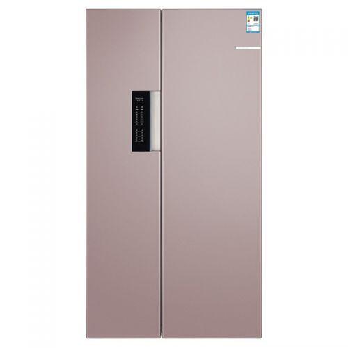 博世(BOSCH)608升 风冷无霜变频对开门冰箱 KAN9AV266C(玫瑰金色)