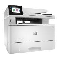 惠普(HP)传奇系列 黑白激光多功能一体机打印复印机 M329DW-W1A24A(白色)