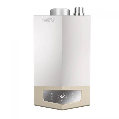 A.O.史密斯(A.O.Smith)16L 燃气热水器 JSQ33-MJS(天然气/强排式/白色)