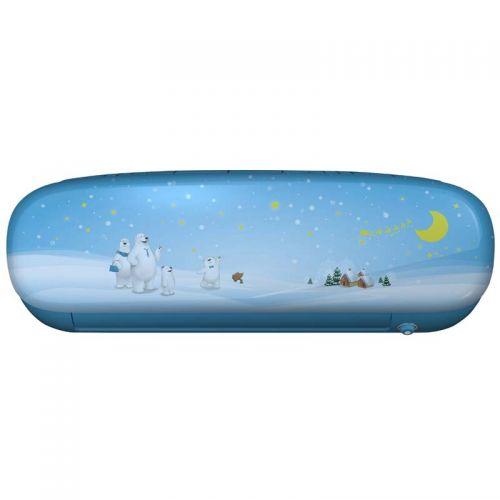 美的(Midea)儿童星系列 1匹 变频 冷暖 分体空调KFR-26GW/WEAB2(蓝色)