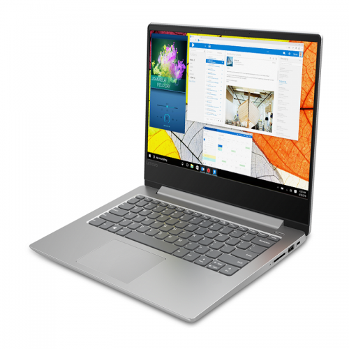 联想(Lenovo)14英寸笔记本电脑(i5-8250U 8G 256G)潮7000-14IKBRGRCI58G256(银色)