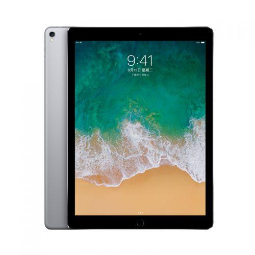 Apple iPad Pro 平板电脑 12.9英寸(512G WLAN版/A10X芯片/Retina屏/Multi-Touch技术 MPKY2CH/A)深空灰色