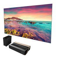 海信(Hisense)100英寸双色4K智能激光电视100L7(黑色)